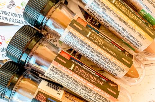 OCNI, les crayons à tailler dans votre cuisine