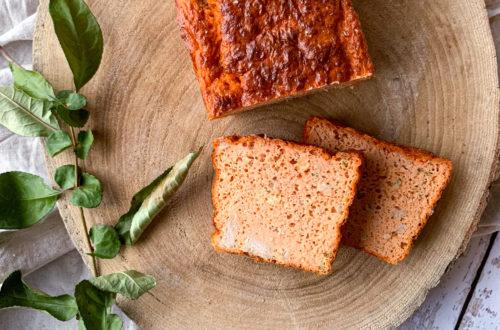 Cake sauce tomate et thon