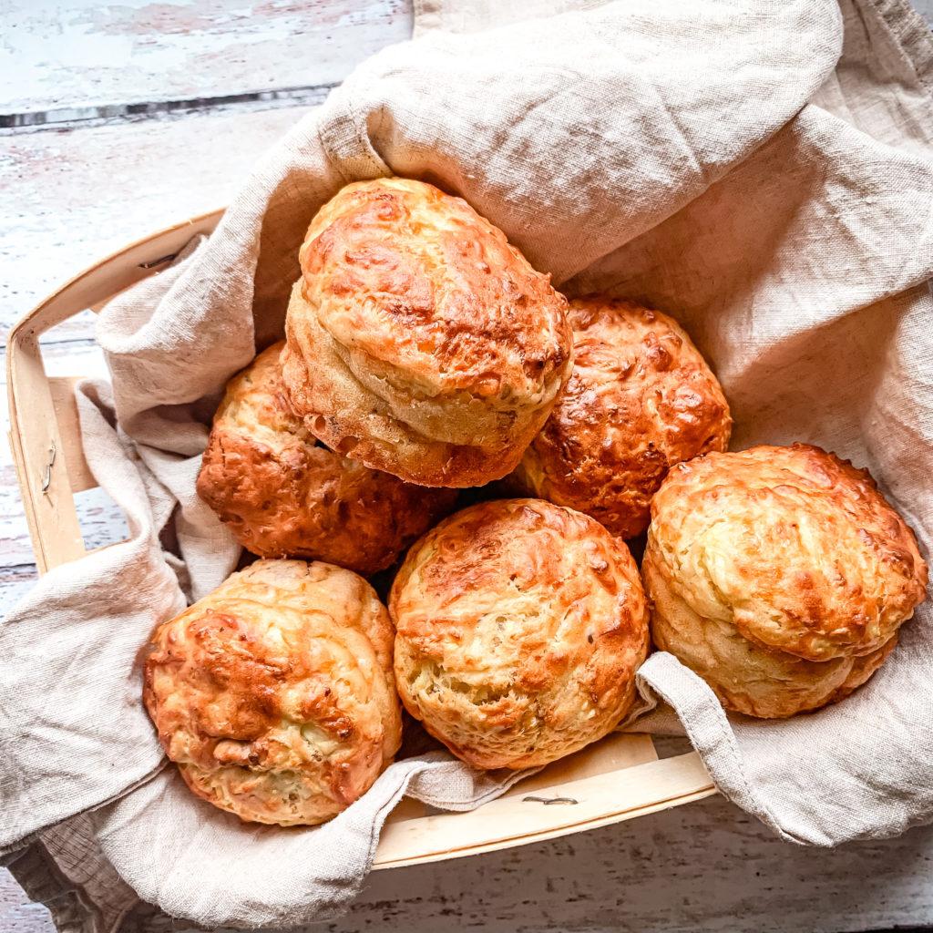 Muffins de courgette