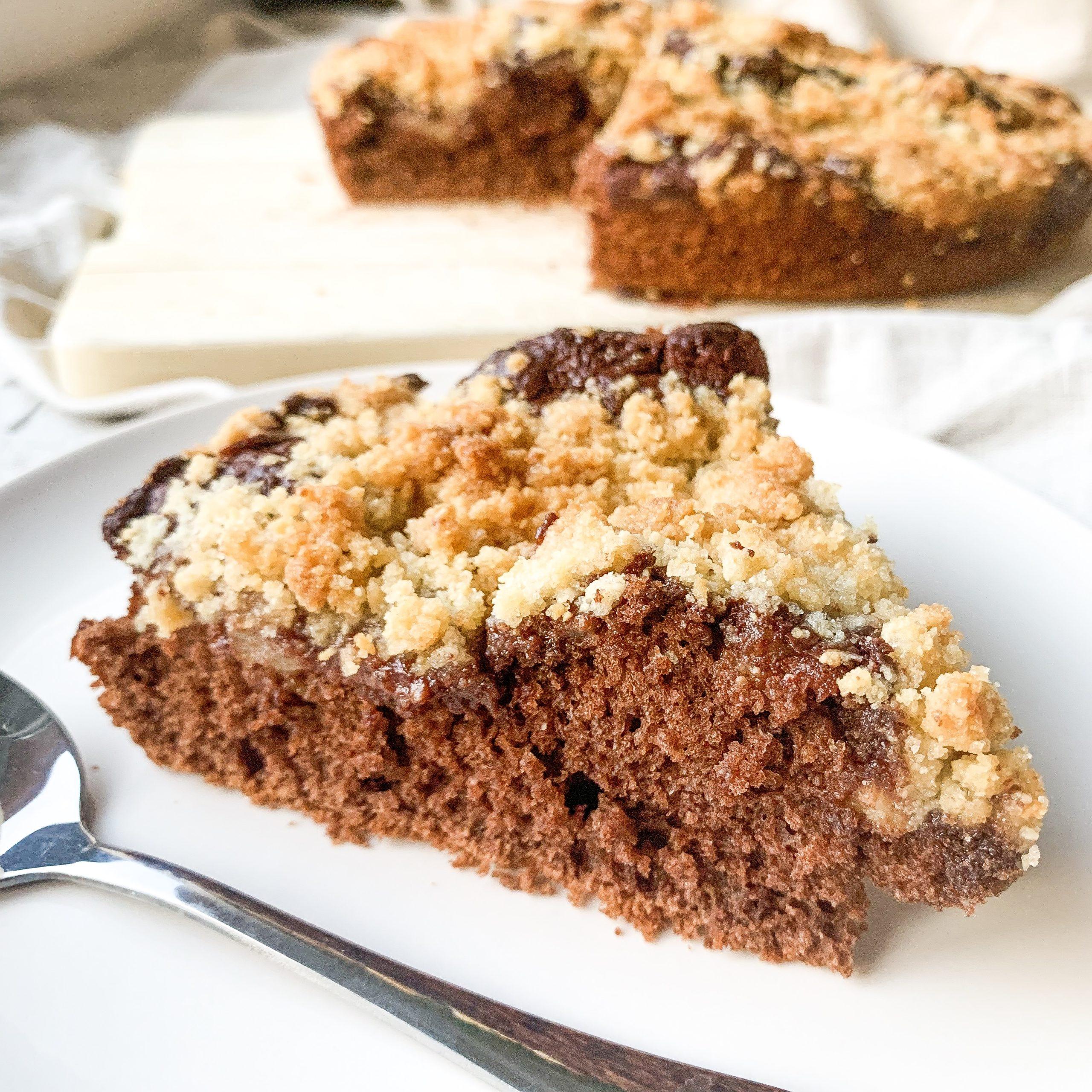 Gâteau poire / chocolat