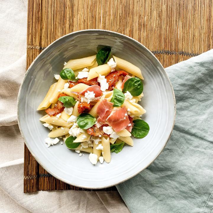 Salade de pâtes