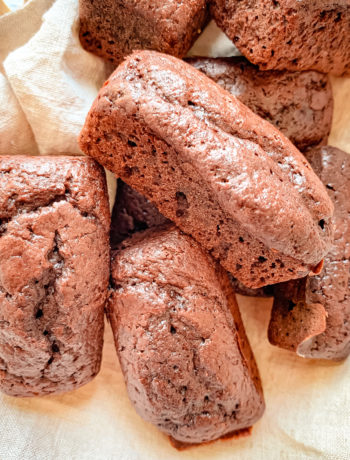 Bouchées healthy façon brownie