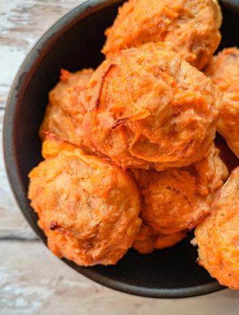Boulettes thon et carottes